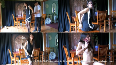 Jade: Arrested & Forced to Strip
