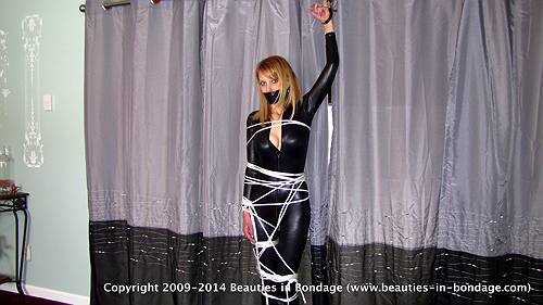 Amber: Backlash 4: Catsuit