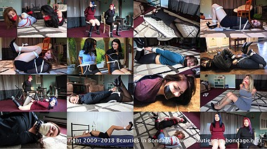 Compilation: Beauties in Bondage 16