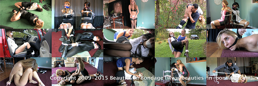 12 Models: Beauties in Bondage Compilation 14