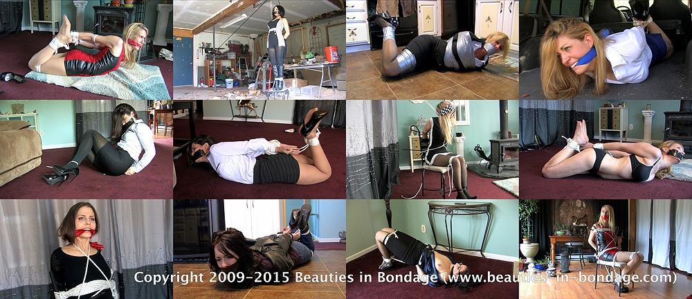 Beauties in Bondage Compilation 15