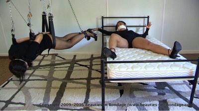 Tilly & Linh: Captured & Suspended