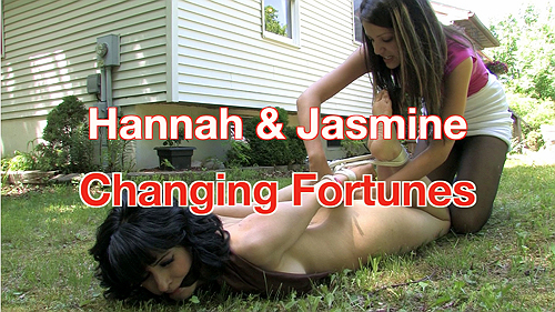 Hannah & Jasmine: Changing Fortunes