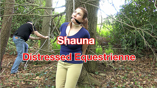 Shauna: Distressed Equestrienne