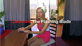 The Flashing Blade