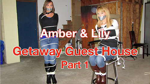 Amber & Lily: Getaway Guest House: Part 1