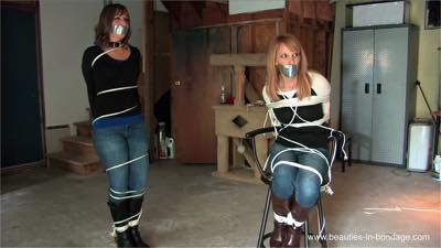 Amber Wells, Lily Anna & Jasmine St James: Getaway Guest House Remastered (MP4)