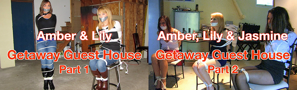 Amber, Lily & Jasmine: Getaway Guest House (Complete)