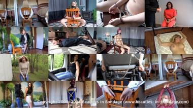 12 Girls: Girls in Handcuffs 6