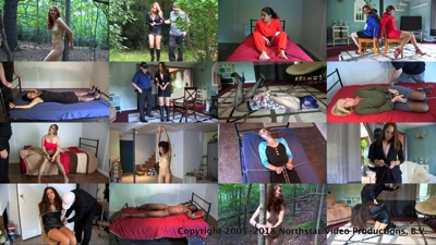Compilation: Girls in Handcuffs 7 (MP4)