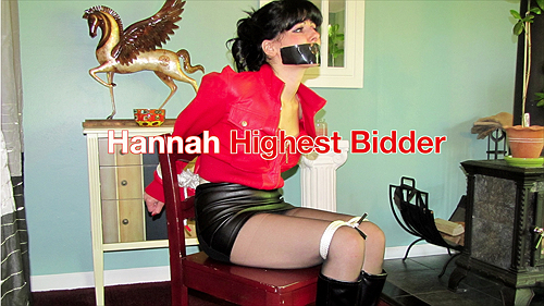 Hannah: Highest Bidder