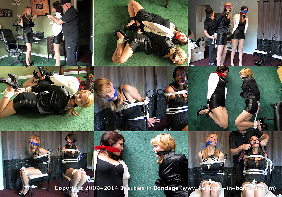 Amber & Jasmine: Hostage Training