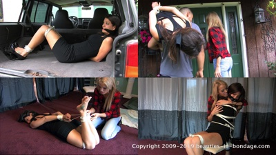 Jasmine St James & Jessica (a.k.a. Bella Ink): How Much Is She Worth Remastered (MP4)