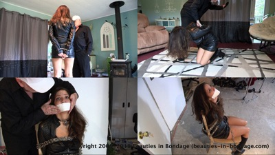 Jasmine St James: Jasmine Needs To Be Punished (MP4)