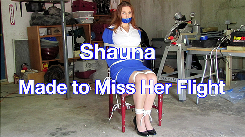 Shauna: Made to Miss Her Flight