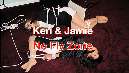 Keri & Jamie: No Fly Zone