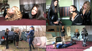 Jasmine St James, Carissa Montgomery, Autumn Bodell & Anna Lee: No Honour Among Thieves - Remastered