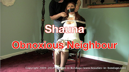 Shauna: Obnoxious Neighbour