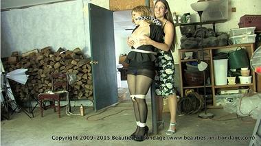 Keri & Jacquelyn: Office Jealousy