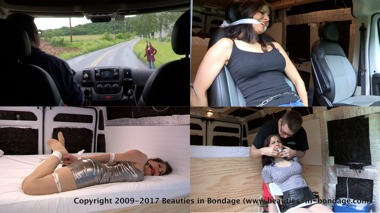 Hannah Perez: Perils of Hitchhiking - complete