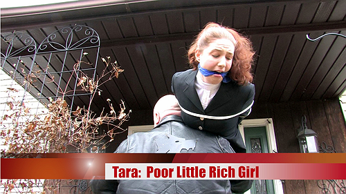 Poor Little Rich Girl