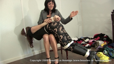 Punishing Her Daughter