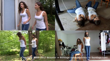 Cali Logan & Jasmine St James: The Relic: Part 2