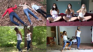 Cali Logan, Hannah Perez, Cadence Lux & Jasmine St James: The Relic: Parts 1 & 2