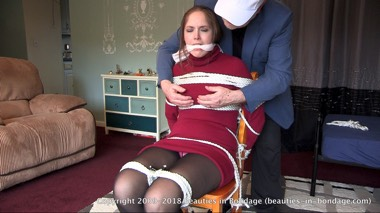 Rachel Adams: Restrained & Groped (WMV & MP4)