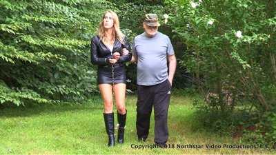 Cadence Lux: Shackled Walk (MP4)