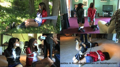 Hannah Perez & Jasmine St James: Skiptracers Remastered (MP4)