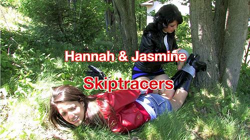 Hannah & Jasmine: Skiptracers