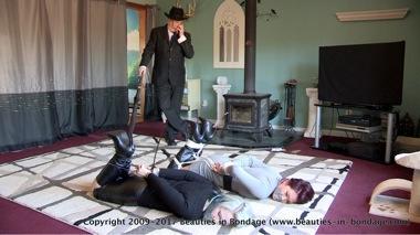 Lea Hart & Vonka Romanov: Spy Catcher