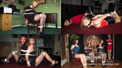 Cadence Lux, Autumn Bodell & Laci Star: The Binder's Apprentice enhanced - complete (MP4)