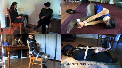 Hannah Perez: The Therapist Remastered (MP4)