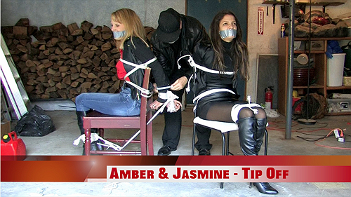 Amber & Jasmine: Tip Off