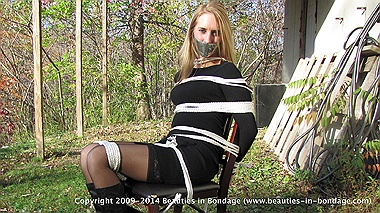 Cadence: Watch Cadence Being Tied Up