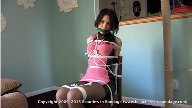 Katelyn: Watch Katelyn Being Tied Up