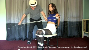 Tilly McReese: Watch Tilly Being Tied Up