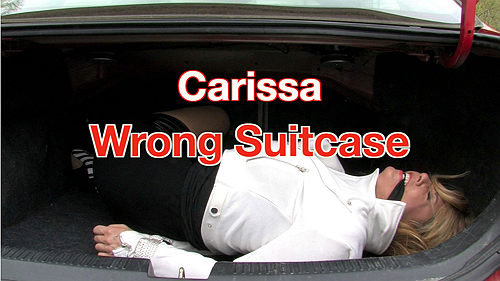 Carissa: Wrong Suitcase
