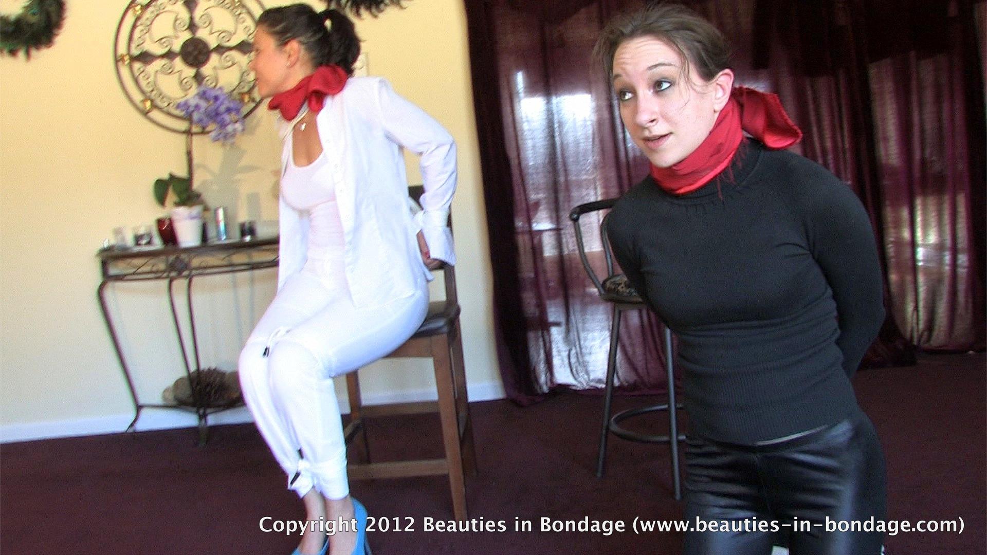 Know bondage contest apologise