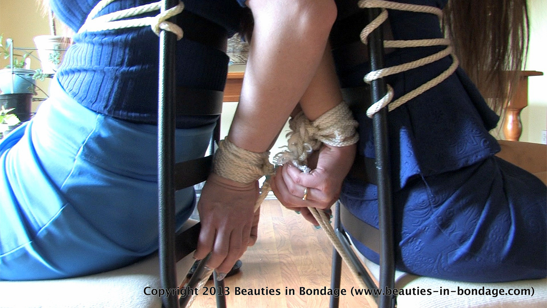 Opinion beautiful bondage attempted escape this