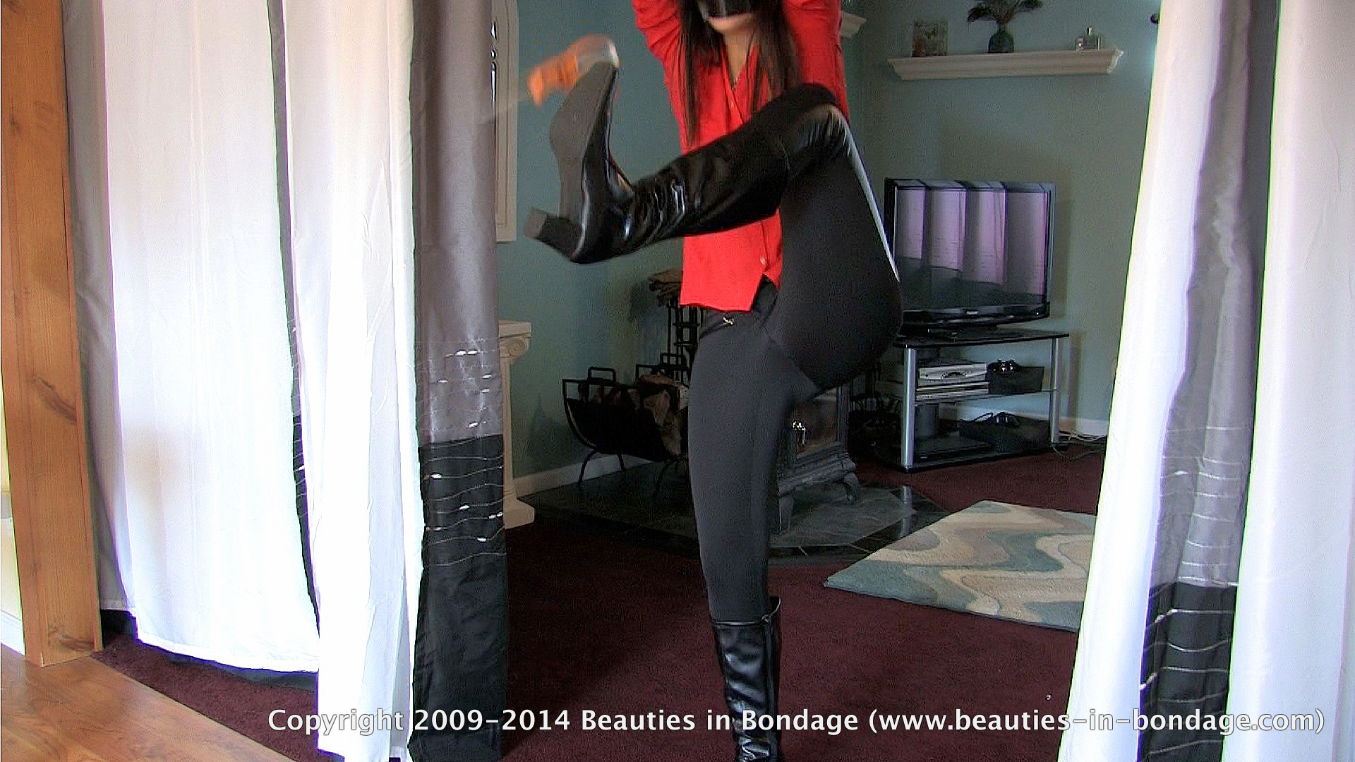 Jasmin Bondage Movie 90