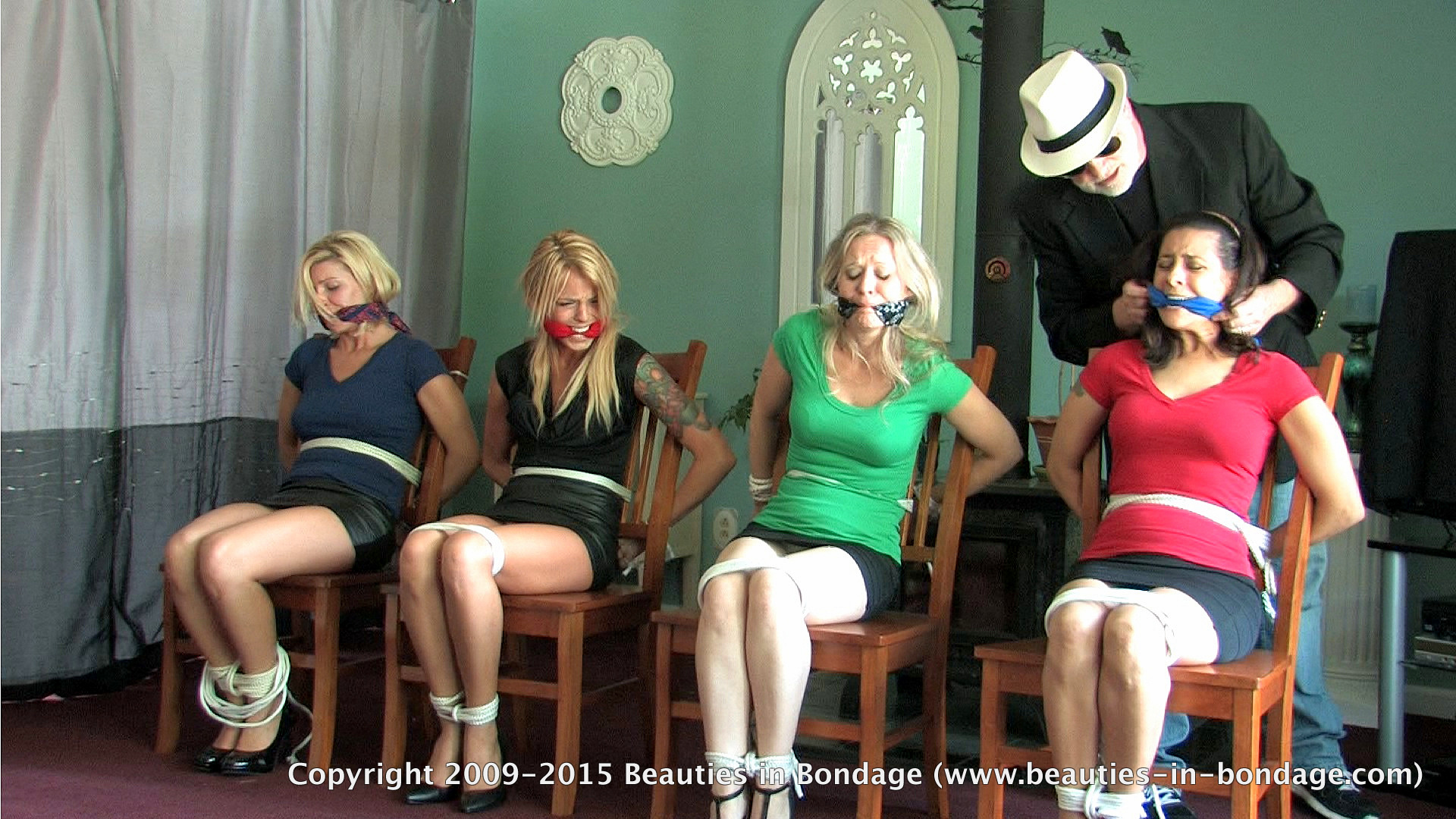 young girls tied up and spanked