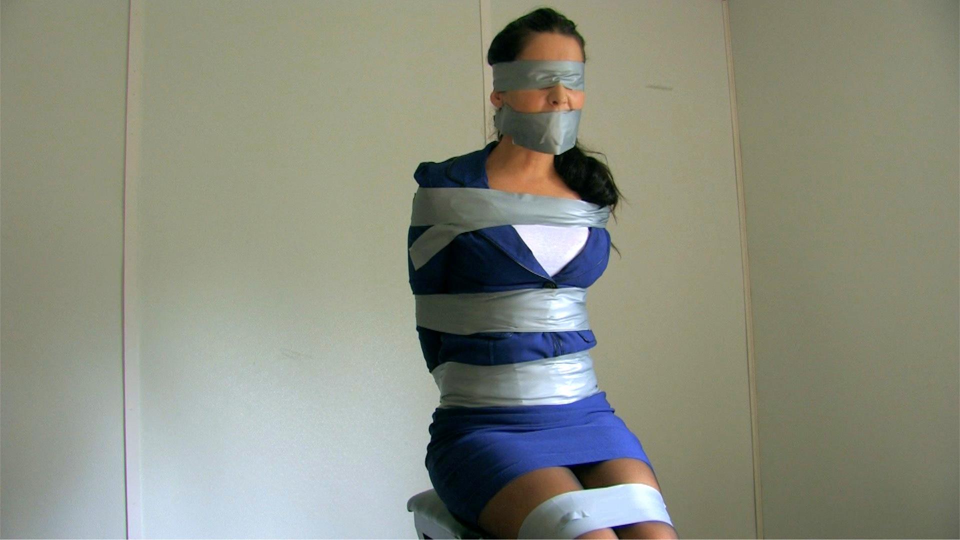 Leather Padded Hood Blindfold, Restraints Harness Mask, BDSM Bondage
