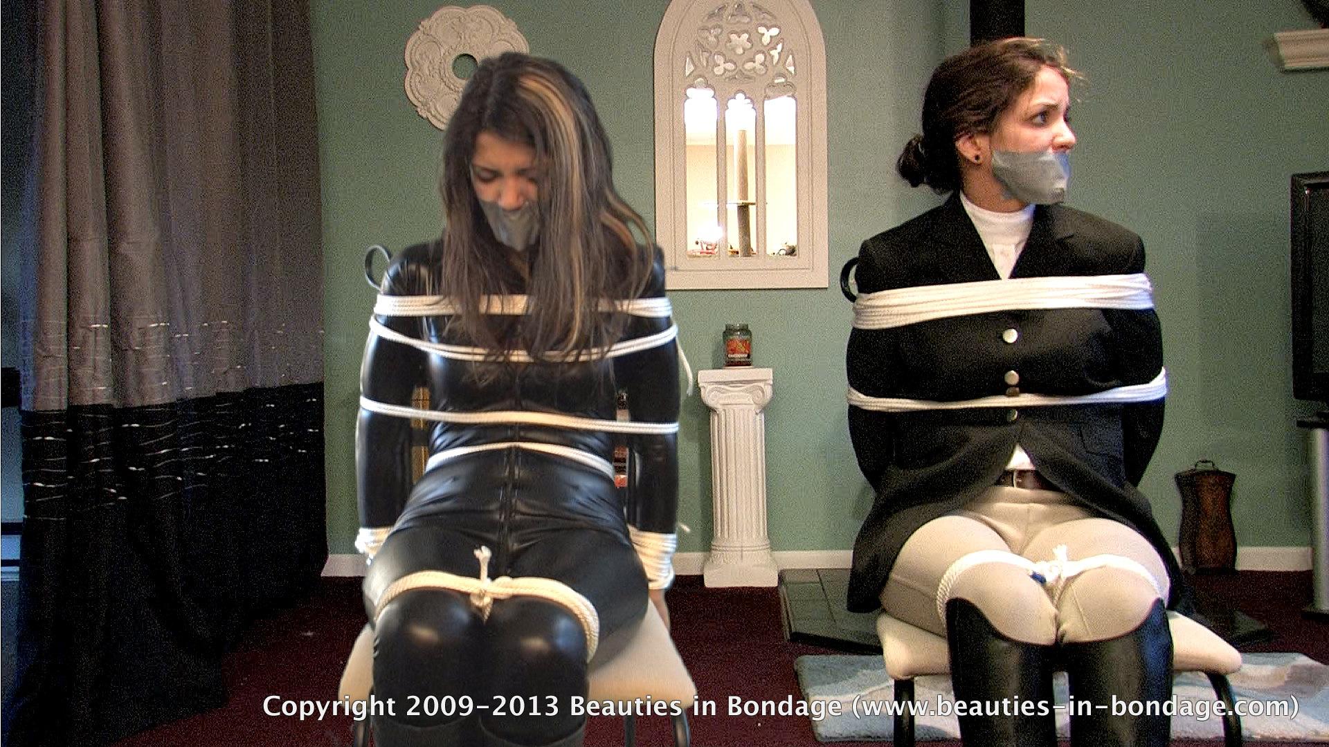 Twins In Bondage
