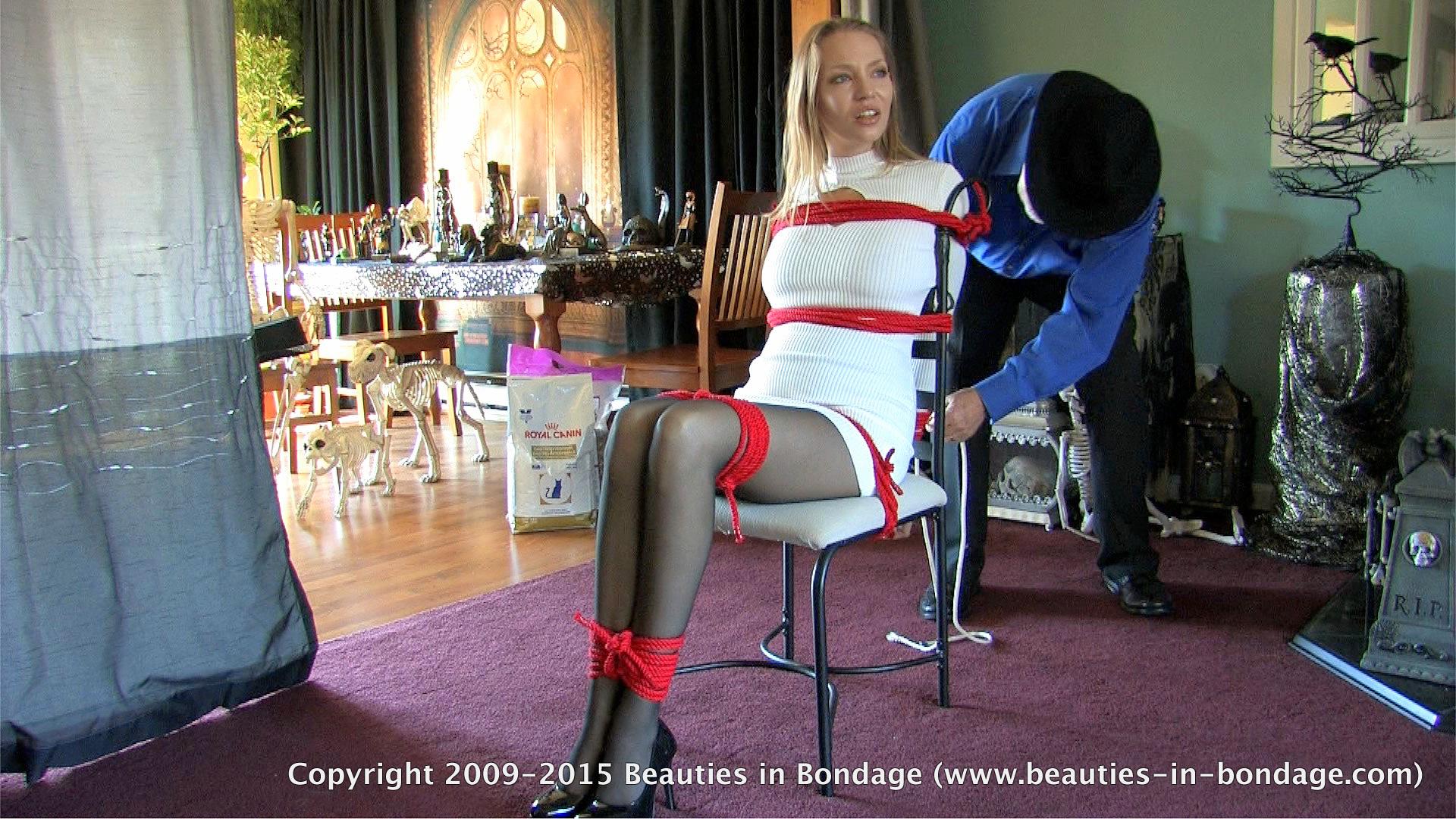 bondage and tying up